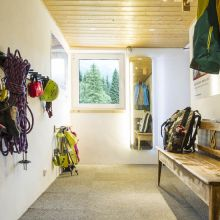 Ski- und Abstellraum